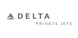 Delta Private Jets Logo